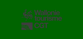 Syndicat d'initiative de Seraing - Tourisme - Logo Wallonie tourisme CGT